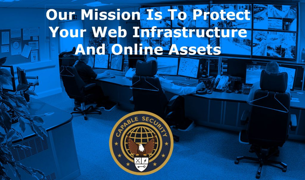 About Us Capable Security Specialists In Cyber Security Ssl